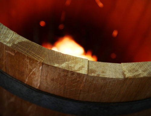STEP 4 : aromatic toasting