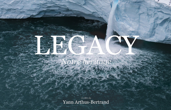 Affiche du film Legacy